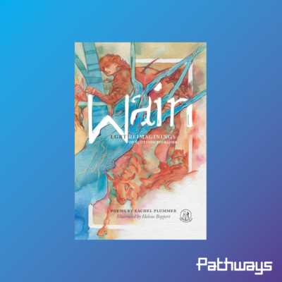 The cover of the book Wain by Rachel Plummer