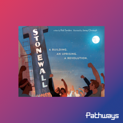 """An image of the cover of the book """"stonewall"""""""