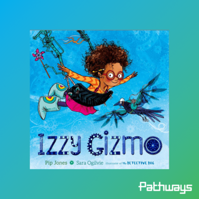 The cover of the book Izzy Gizmo