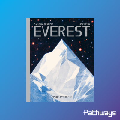 The cover of the book Everest