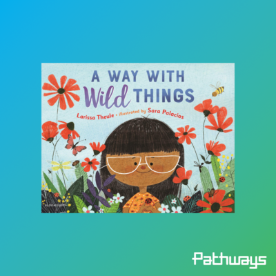 """The cover of the book """"A Way with Wild Things"""""""